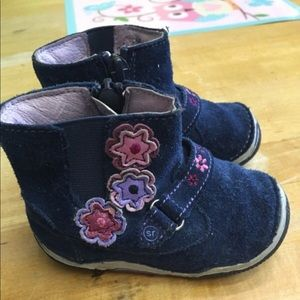 Stride rite toddler boots size 4.5